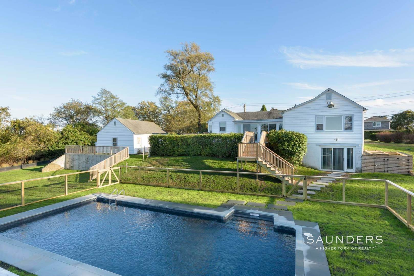 18. Single Family Homes for Sale at One Of A Kind Offered For The First Time! 100 South Fairview Avenue, Montauk, East Hampton Town, NY 11954