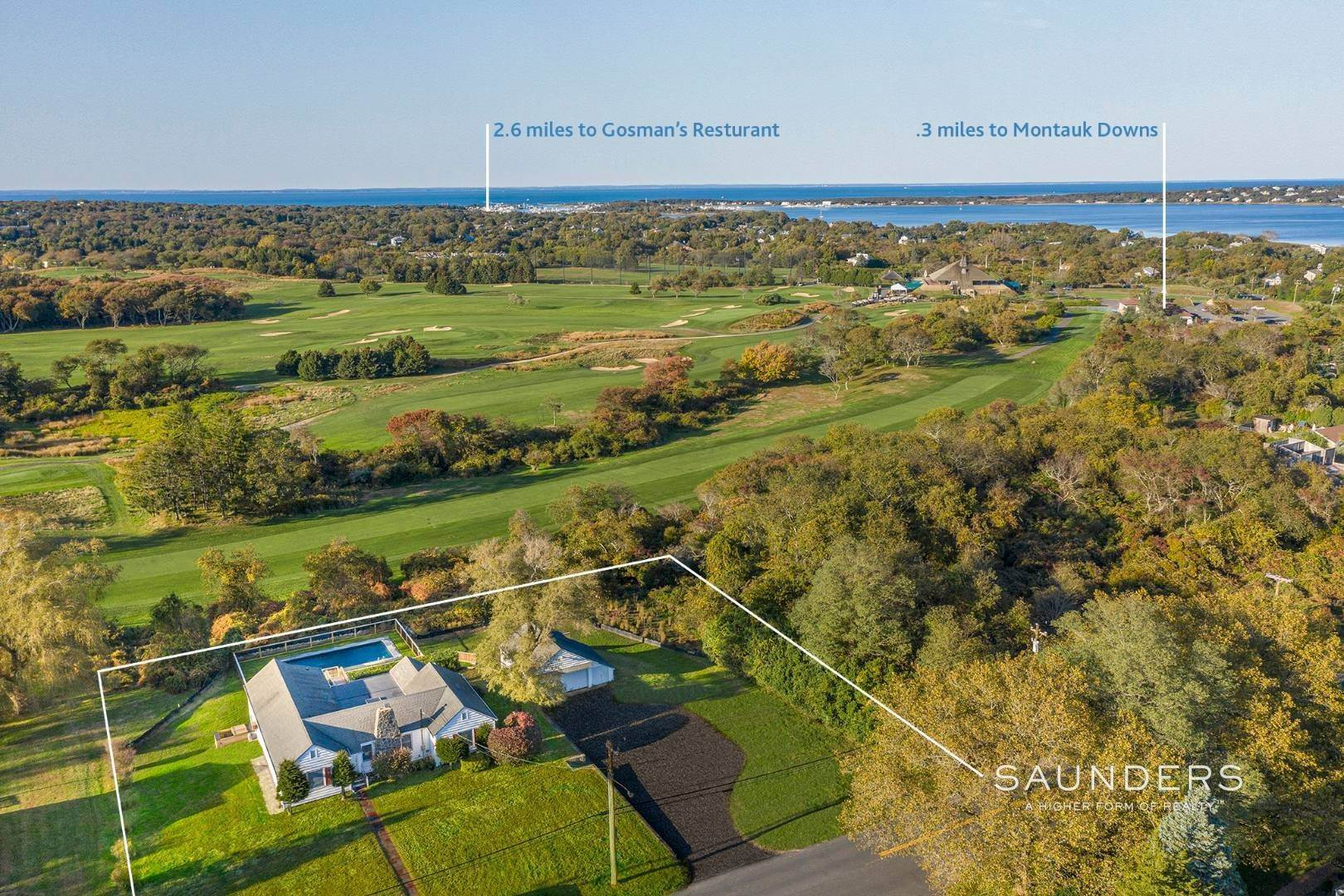 2. Single Family Homes for Sale at One Of A Kind Offered For The First Time! 100 South Fairview Avenue, Montauk, East Hampton Town, NY 11954