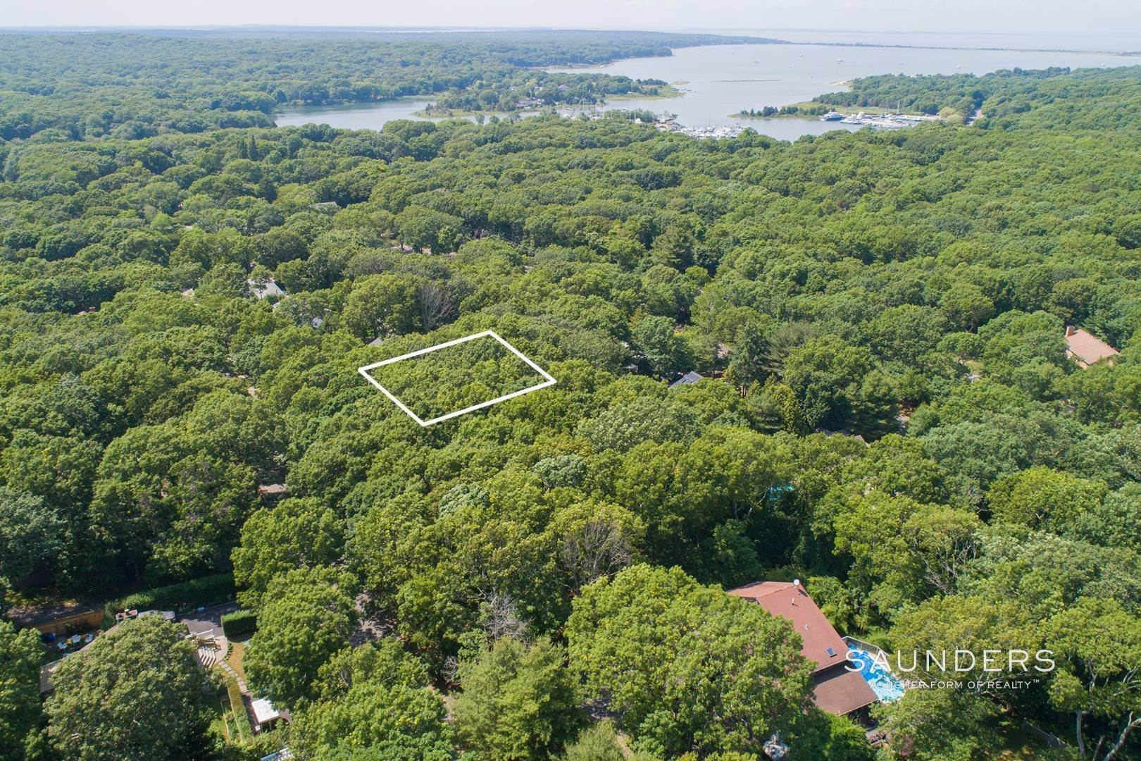 Land for Sale at Beautiful Building Lot In East Hampton 23 Crystal Drive, East Hampton, East Hampton Town, NY 11937
