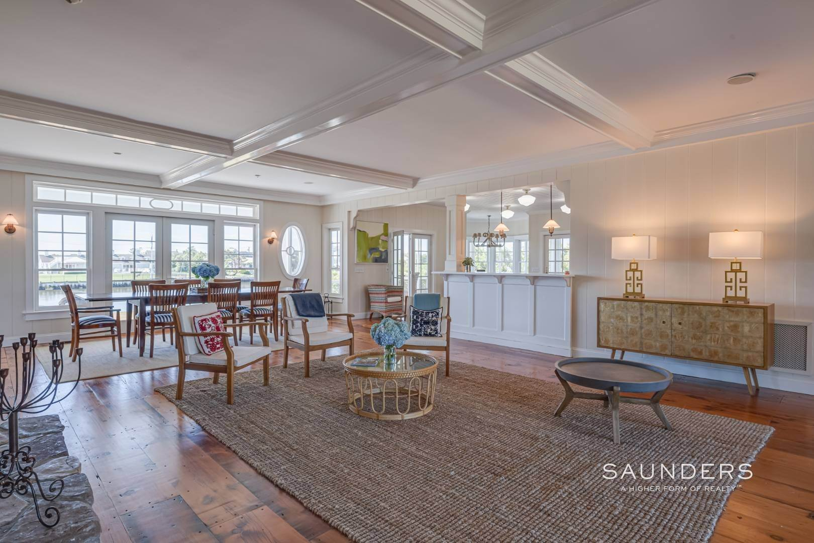 7. Single Family Homes at Fabulous Bay Rental For August In Quogue 33 Ogden Lane, Quogue Village, Southampton Town, NY 11959