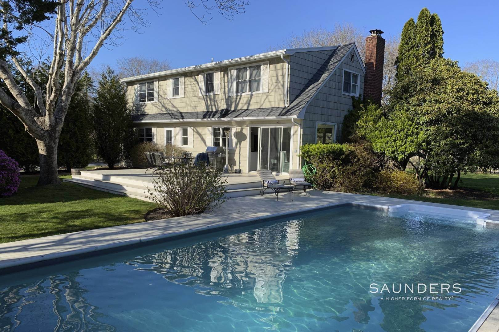 Single Family Homes at Peaceful Space Close To The Village East Hampton, East Hampton Town, NY 11937