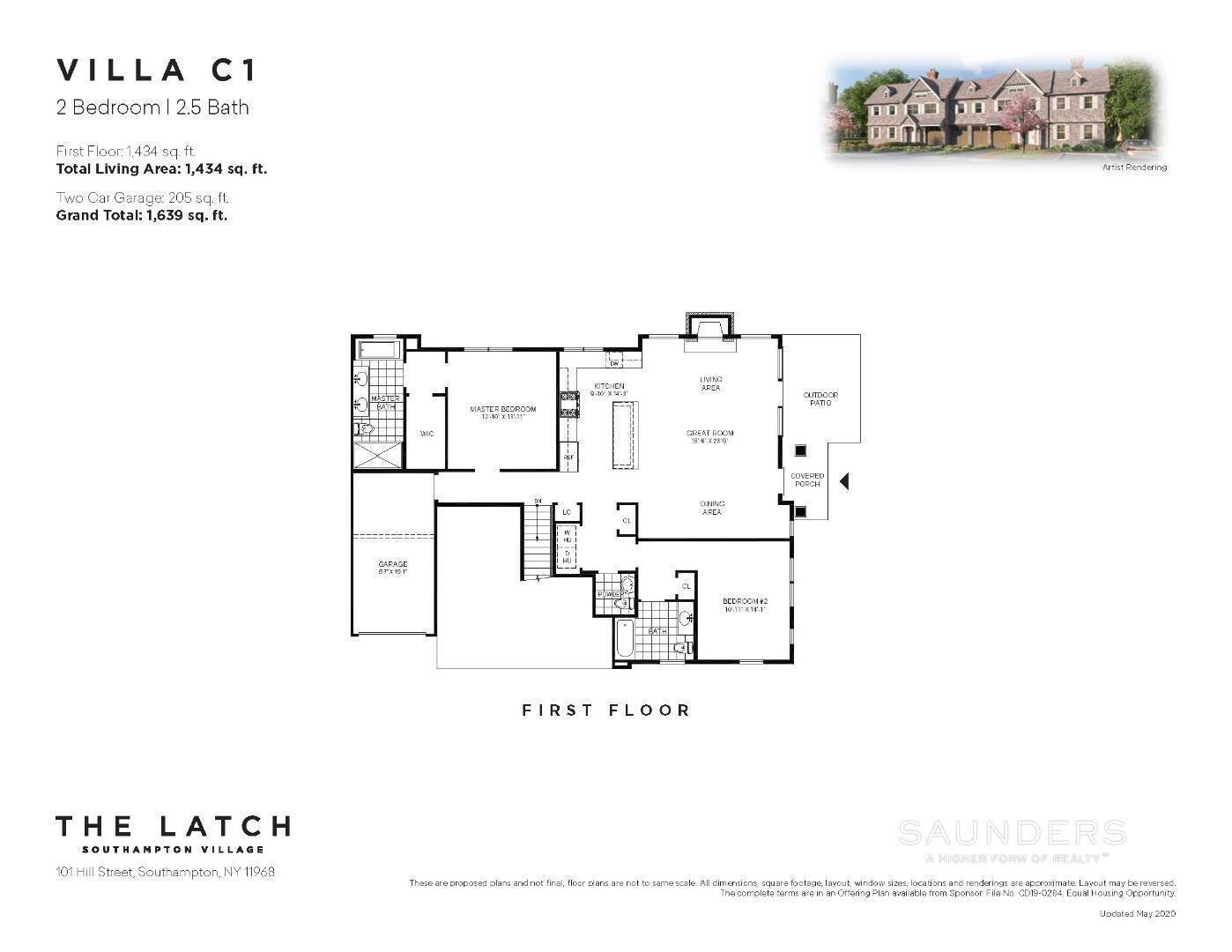 8. townhouses for Sale at The Latch At Southampton Village 101 Hill Street, #16c1, Southampton, Southampton Town, NY 11968