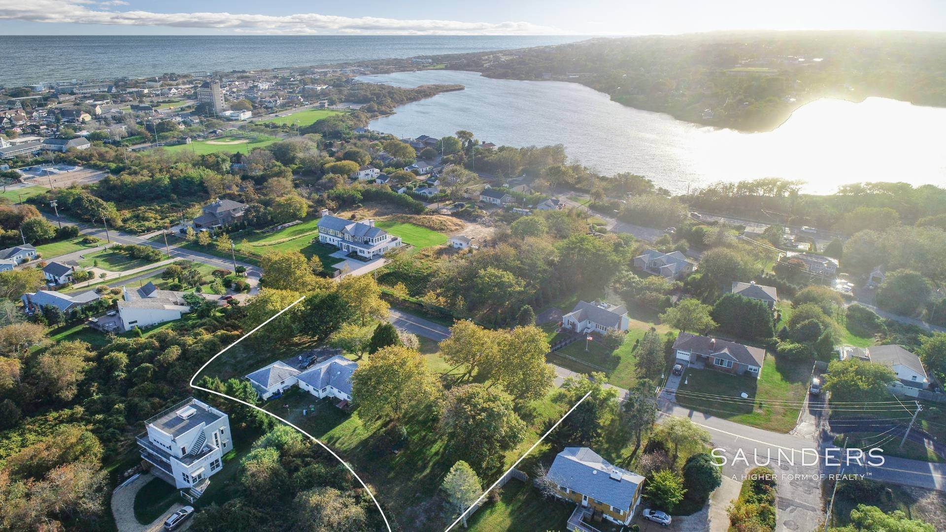 5. Single Family Homes for Sale at Montauk Hilltop 144 South Essex Street, Montauk, East Hampton Town, NY 11954
