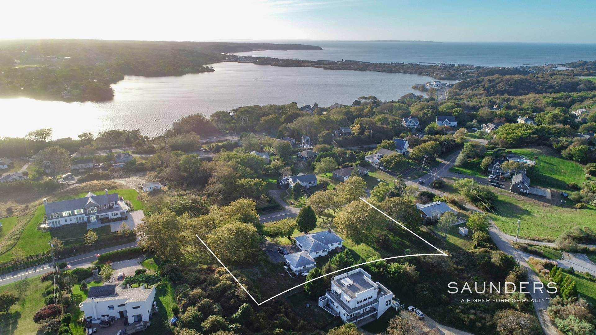 3. Single Family Homes for Sale at Montauk Hilltop 144 South Essex Street, Montauk, East Hampton Town, NY 11954