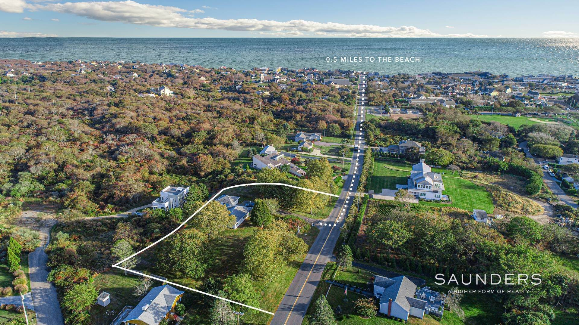 Single Family Homes for Sale at Montauk Hilltop 144 South Essex Street, Montauk, East Hampton Town, NY 11954