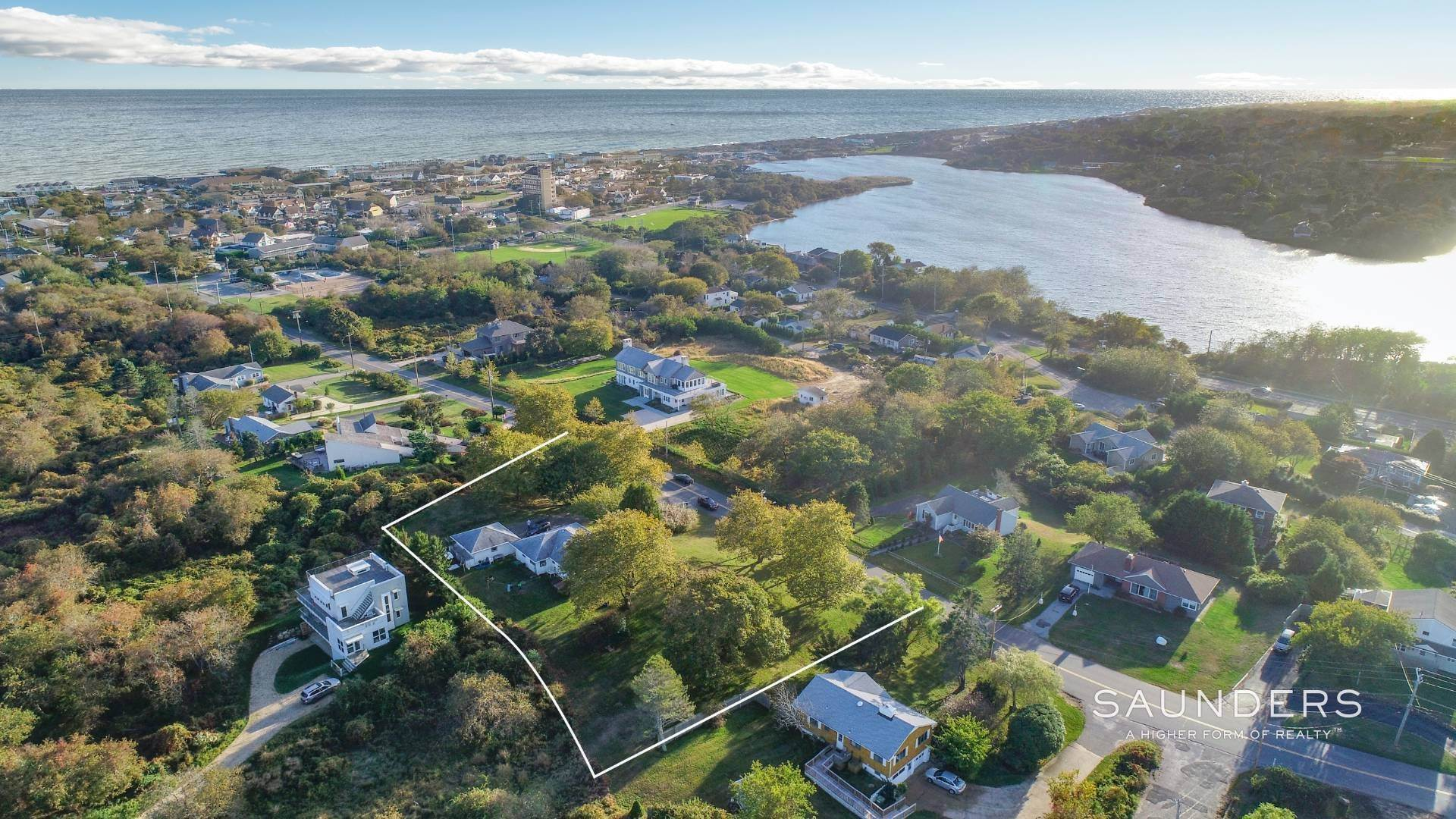2. Single Family Homes for Sale at Montauk Hilltop 144 South Essex Street, Montauk, East Hampton Town, NY 11954