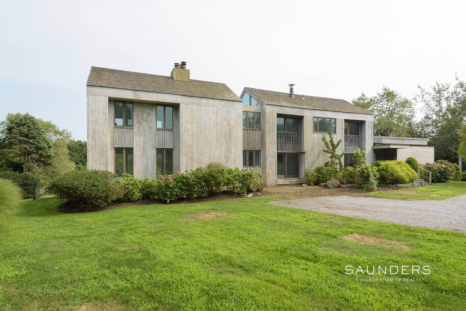 9. Single Family Homes at Water Mill South With Pond Views And Pool 41 Wild Goose Lane, Water Mill, Southampton Town, NY 11976