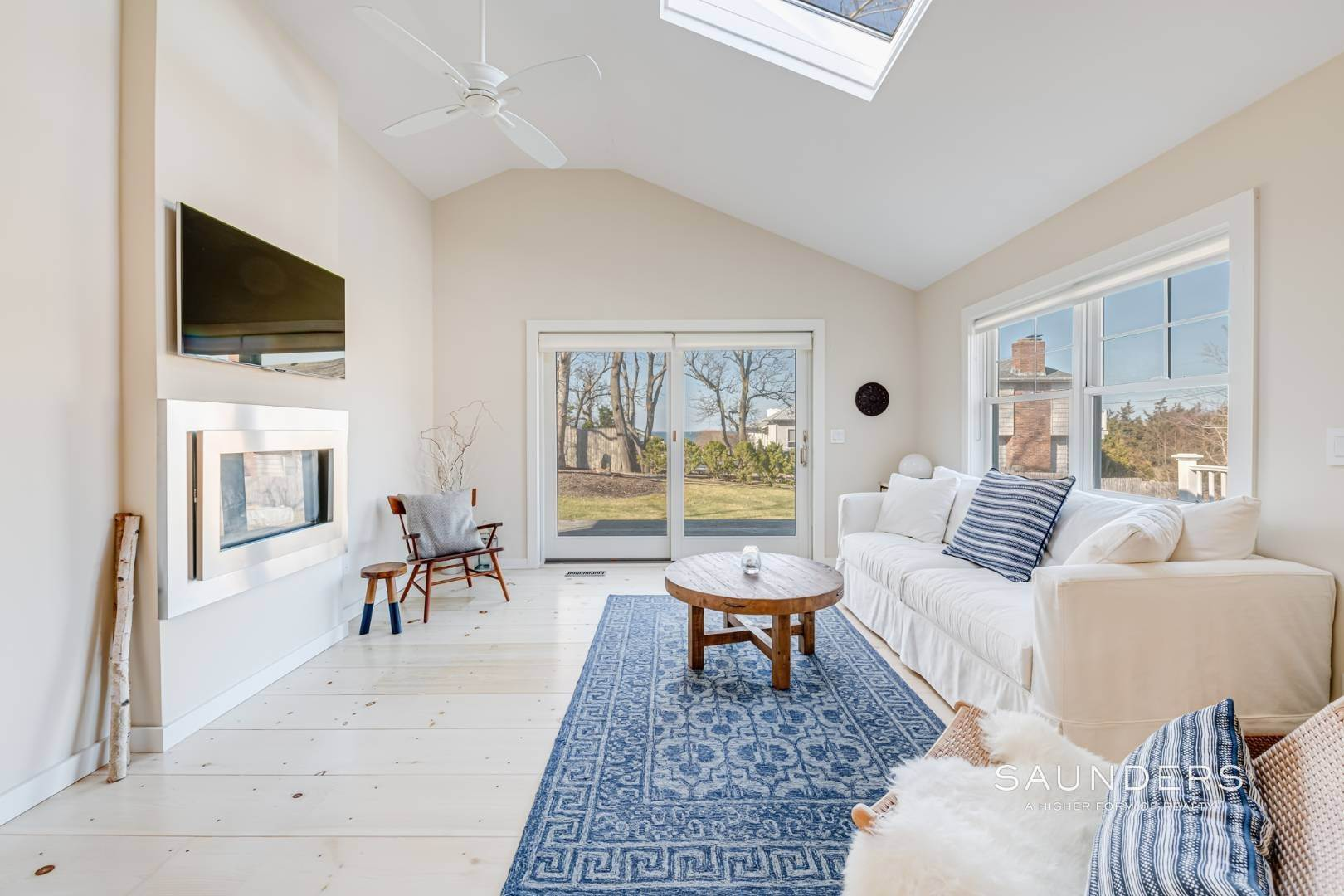 Single Family Homes at Chic Beach Cottage With Water Views 2 Gallatin Lane, East Hampton, East Hampton Town, NY 11937