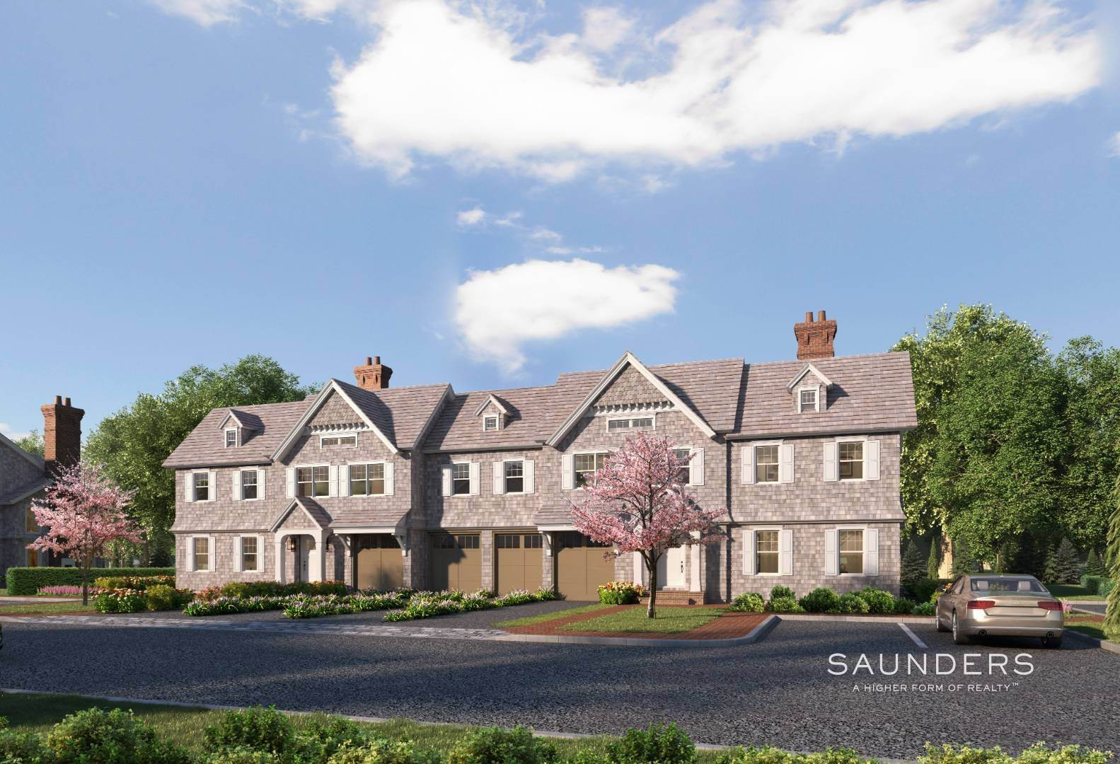 townhouses for Sale at The Latch At Southampton Village 101 Hill Street, #17c2, Southampton, Southampton Town, NY 11968