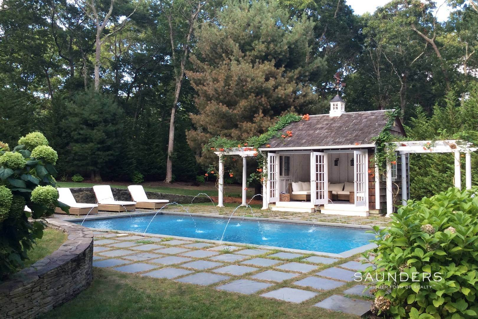 2. Single Family Homes at Resort-Style Home Available For Extended And Winter Season 582 Water Mill Towd Road, Southampton, Southampton Town, NY 11968