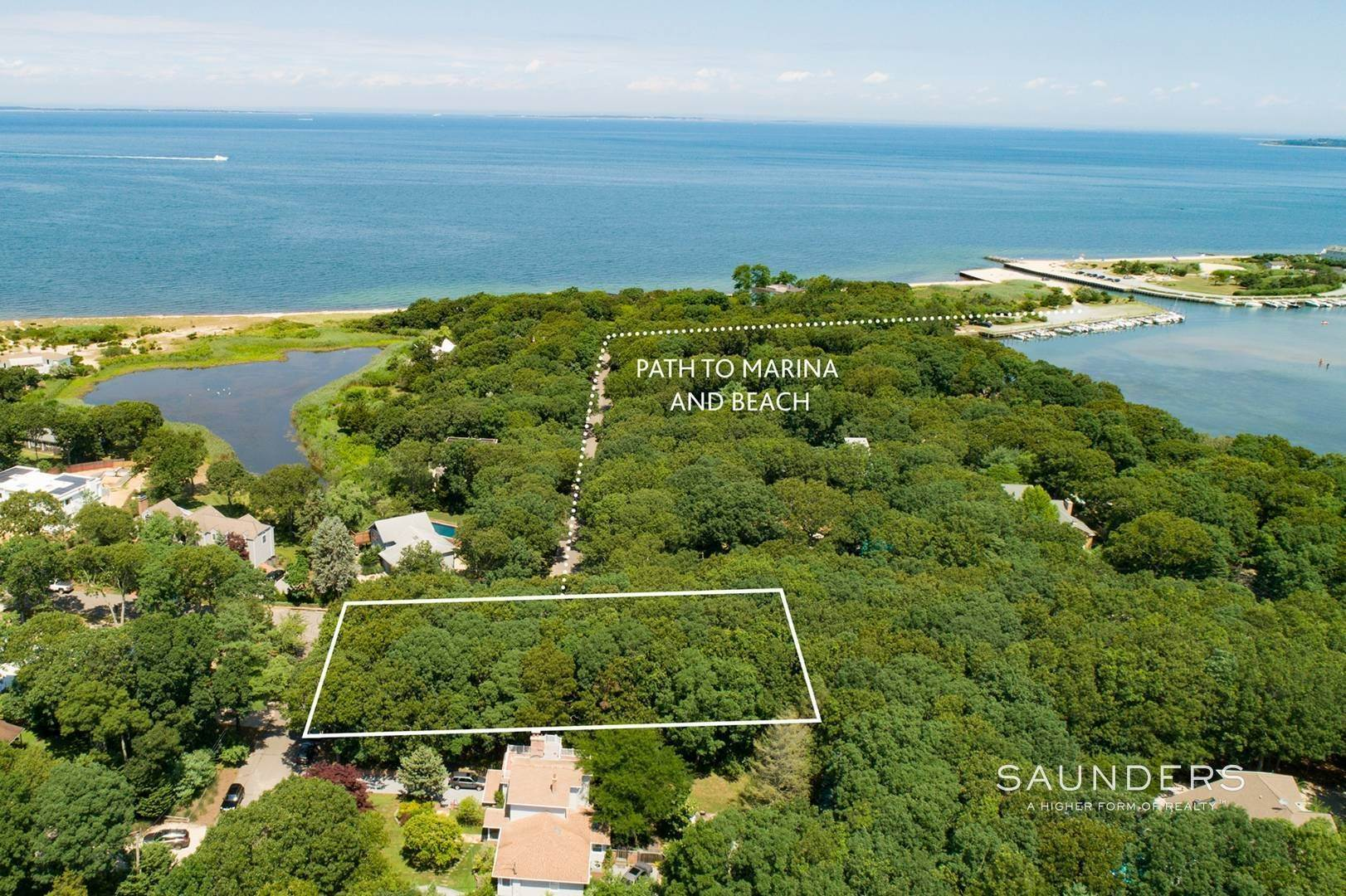 Land for Sale at A Dream Come True In East Hampton! 5 Guernsey Lane, East Hampton, East Hampton Town, NY 11937
