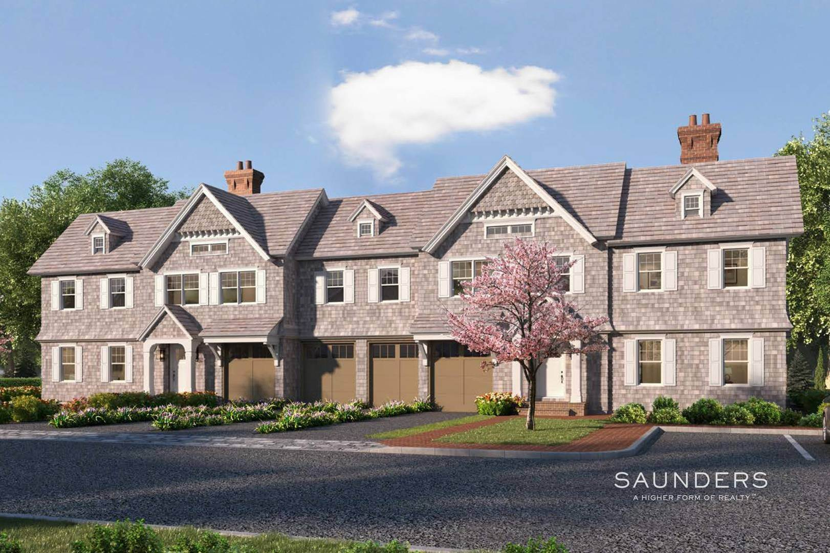 townhouses for Sale at The Latch At Southampton Village 101 Hill Street, #18c1, Southampton, Southampton Town, NY 11968
