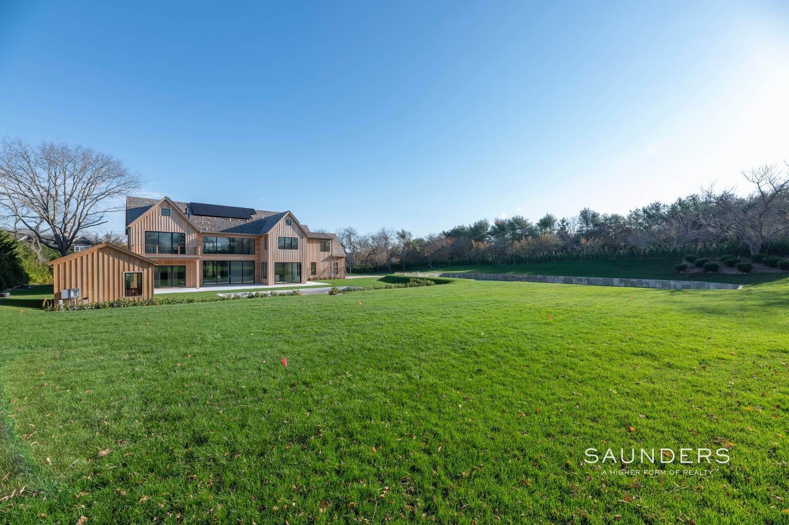3. Single Family Homes for Sale at Southampton South New Construction With Tennis 71 Flying Point Road, Southampton, Southampton Town, NY 11968