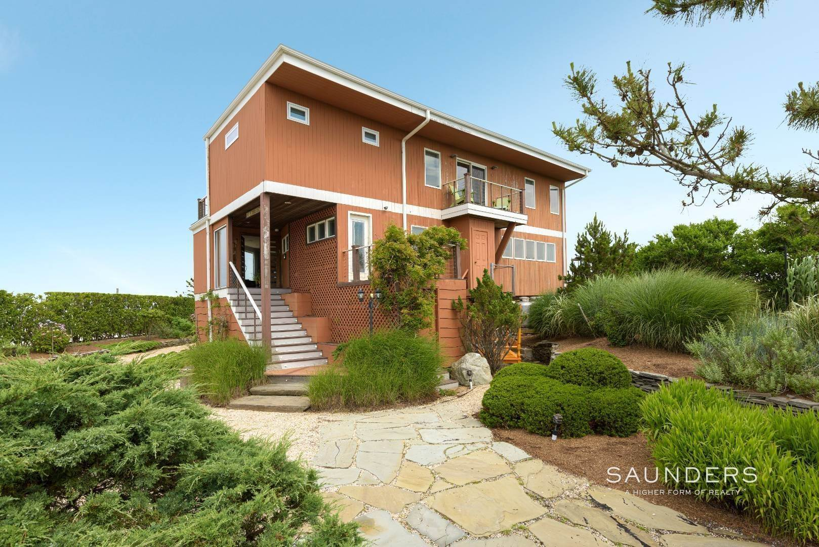 2. Single Family Homes for Sale at Bayfront Paradise 570 Dune Road, Westhampton, Southampton Town, NY 11977