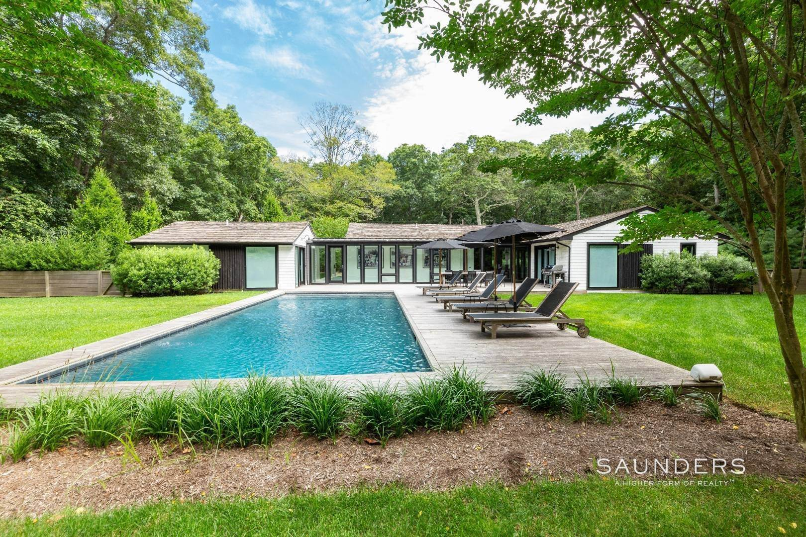 Single Family Homes for Sale at Northwest Woods Sophistication 229 Cedar Street, East Hampton, East Hampton Town, NY 11937