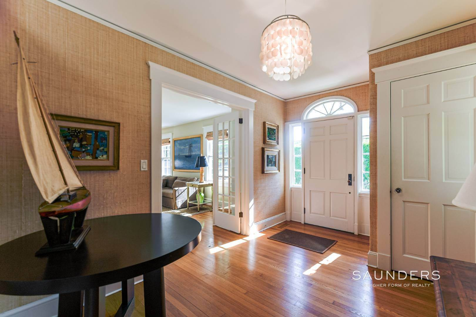 7. Single Family Homes for Sale at Perfect Southampton Village Home With Pool Southampton, Southampton Town, NY 11968
