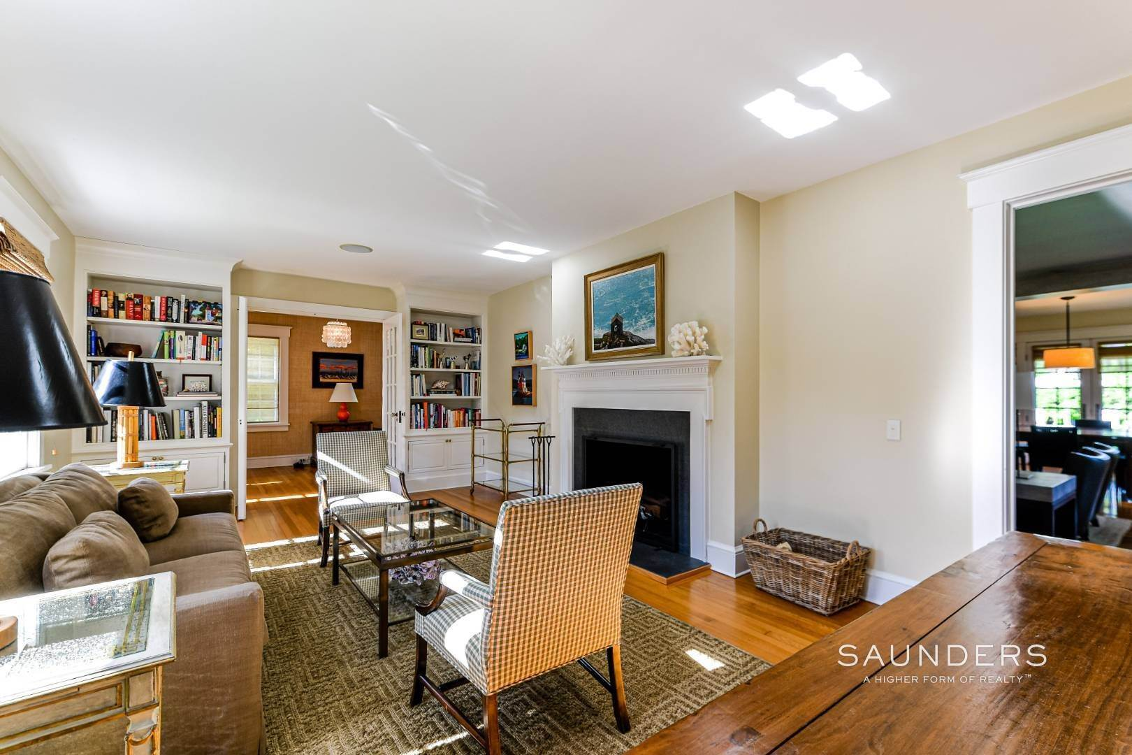 8. Single Family Homes for Sale at Perfect Southampton Village Home With Pool Southampton, Southampton Town, NY 11968