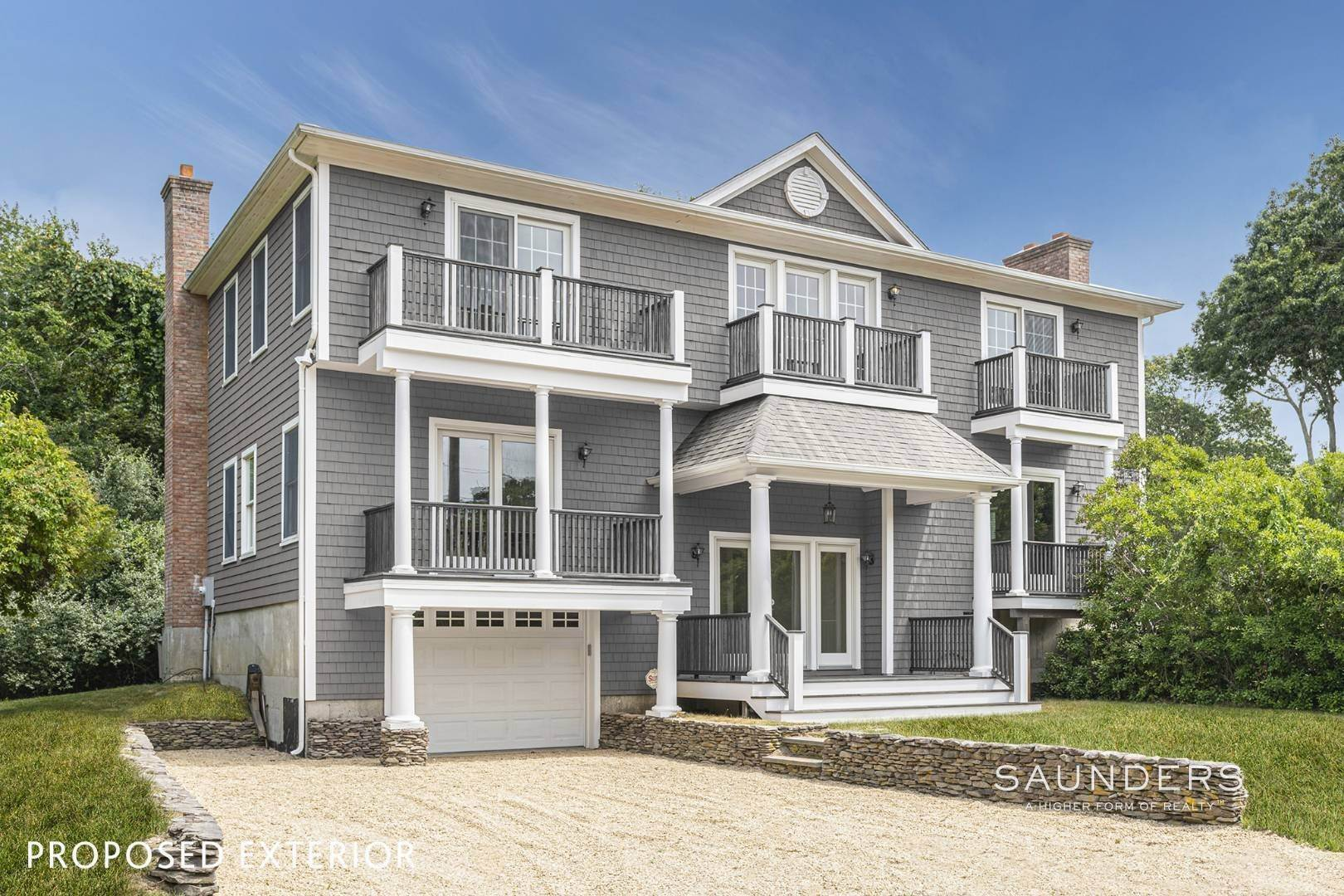 Single Family Homes for Sale at Turnkey In Southampton 20 Waters Edge Road, Southampton, Southampton Town, NY 11968