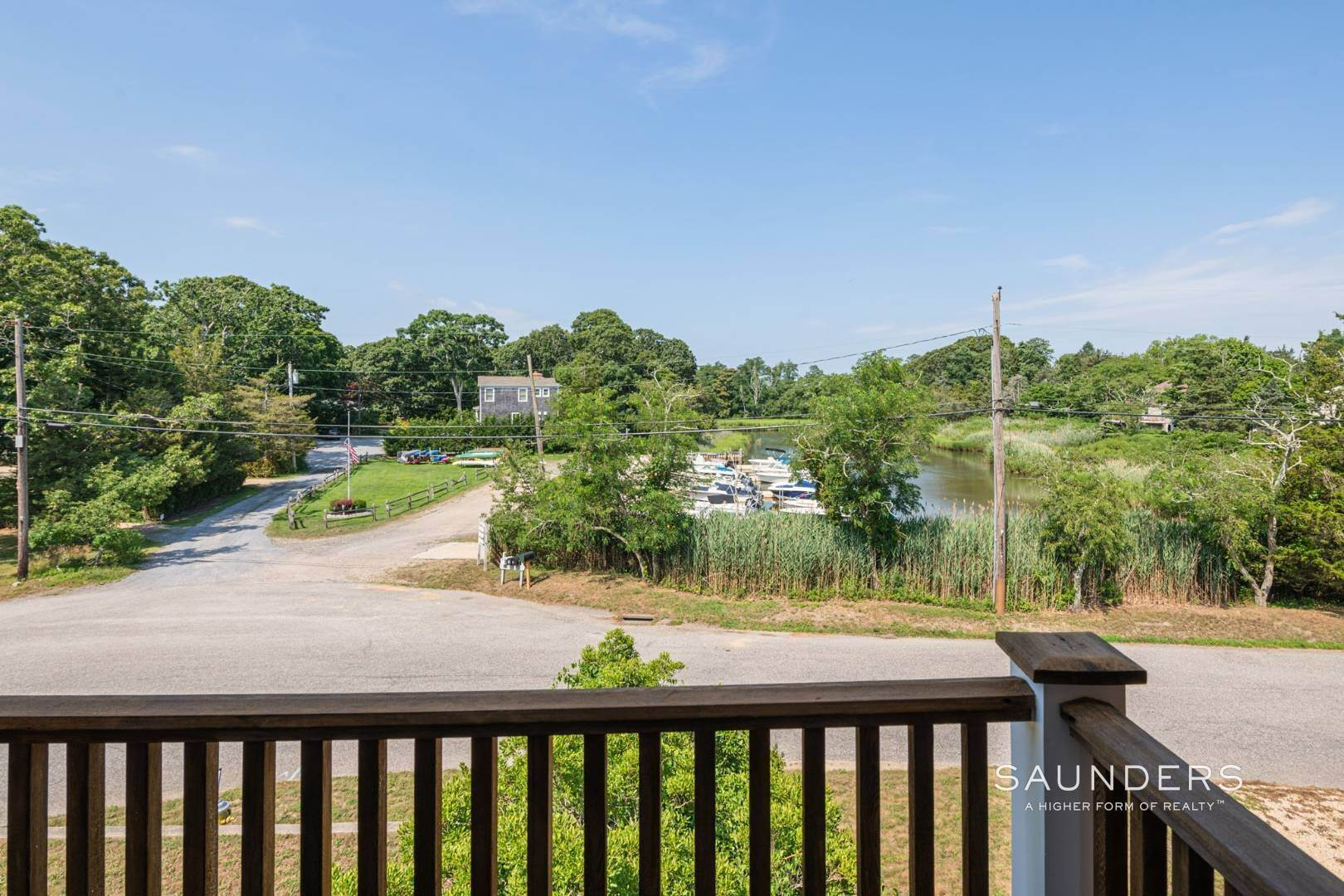 12. Single Family Homes for Sale at Turnkey In Southampton 20 Waters Edge Road, Southampton, Southampton Town, NY 11968
