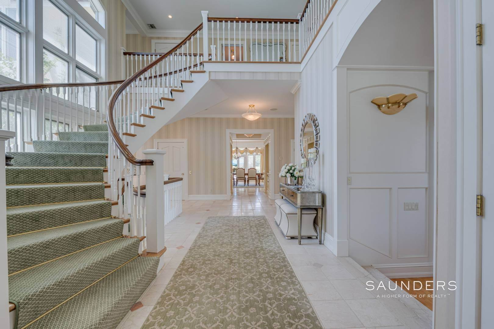 5. Single Family Homes for Sale at Elegant Classic Fordune Water Mill Estate 25 Fordune Court, Water Mill, Southampton Town, NY 11976