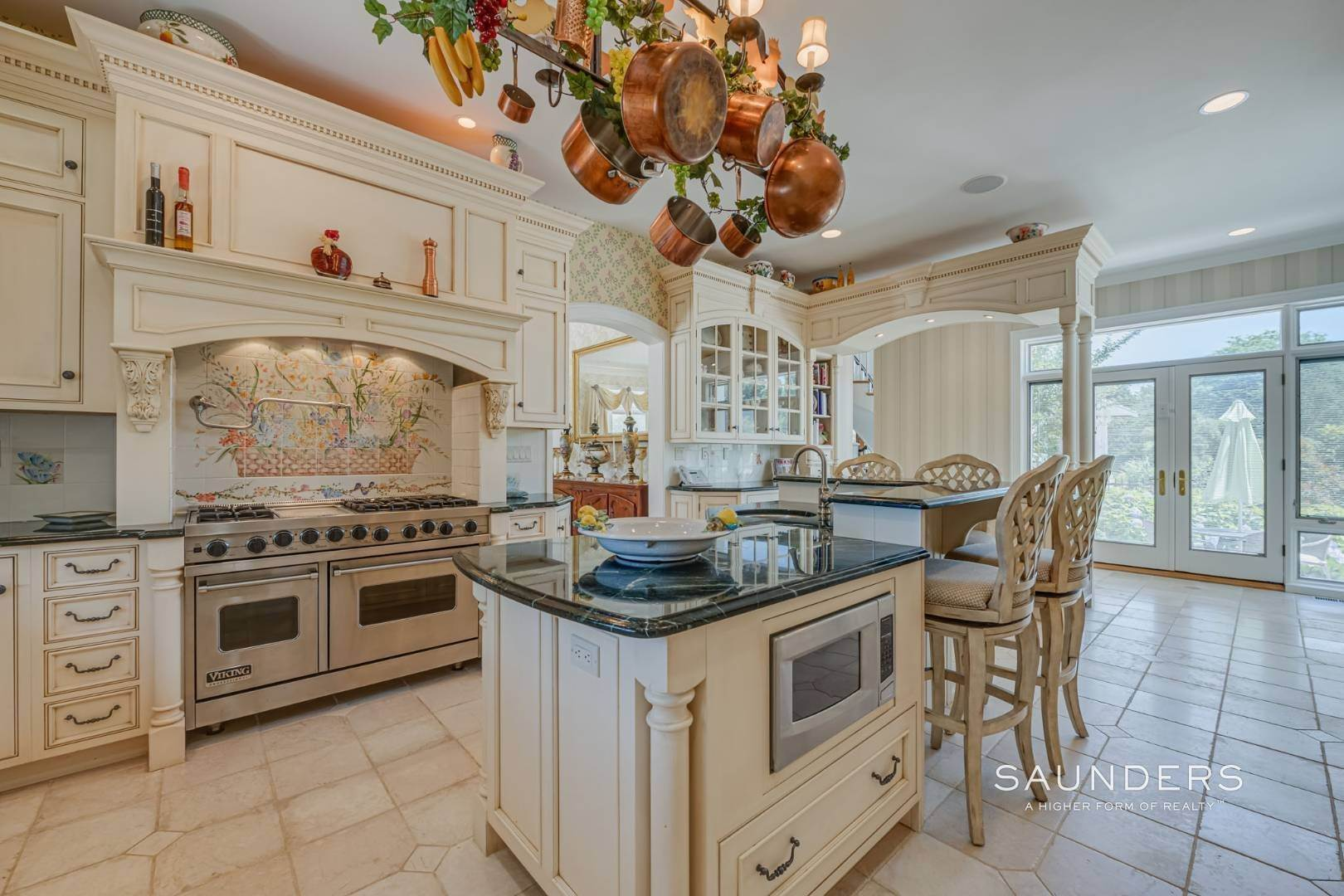 14. Single Family Homes for Sale at Elegant Classic Fordune Water Mill Estate 25 Fordune Court, Water Mill, Southampton Town, NY 11976
