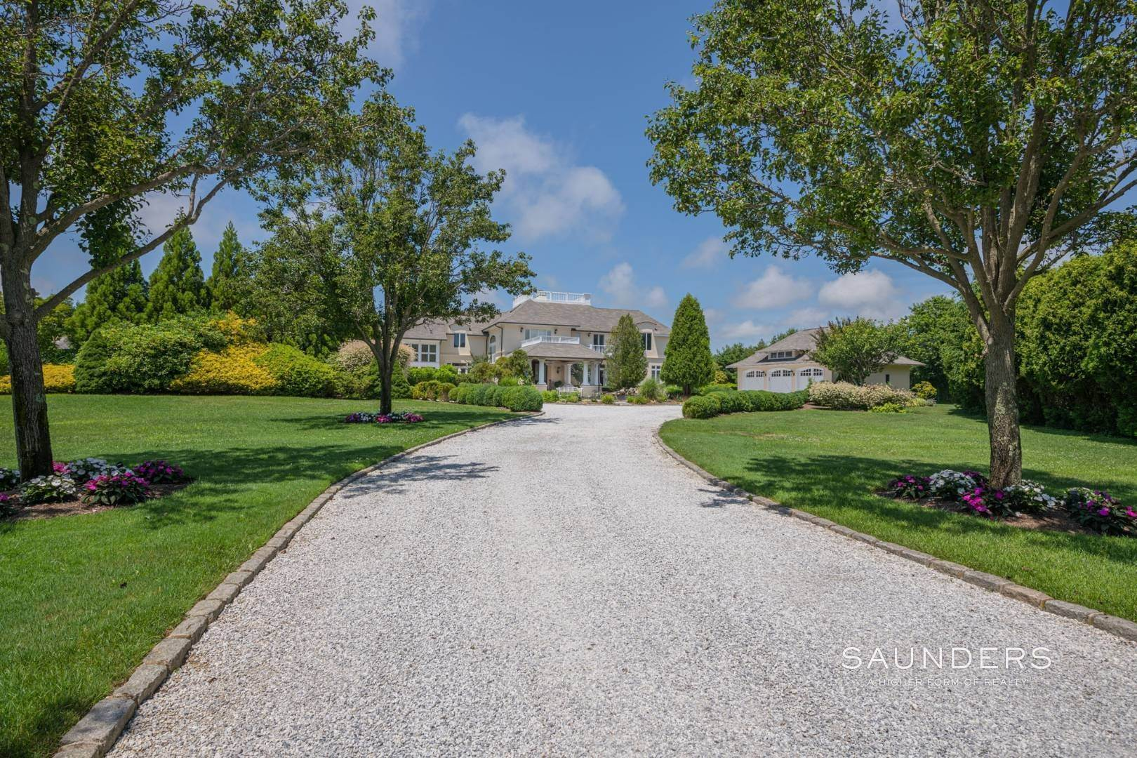 3. Single Family Homes for Sale at Elegant Classic Fordune Water Mill Estate 25 Fordune Court, Water Mill, Southampton Town, NY 11976