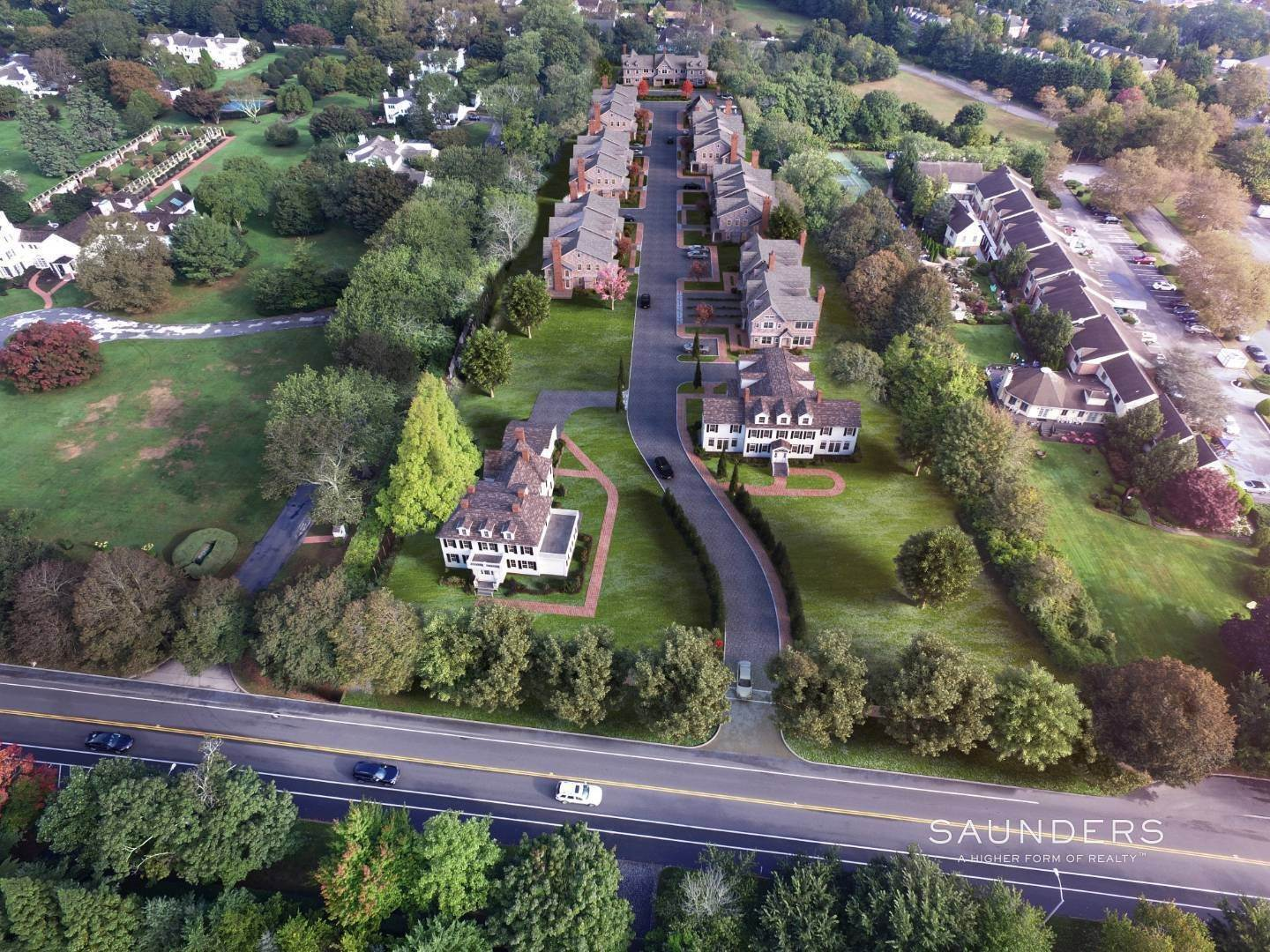 2. townhouses for Sale at The Latch At Southampton Village 101 Hill Street, #14a, Southampton, Southampton Town, NY 11968