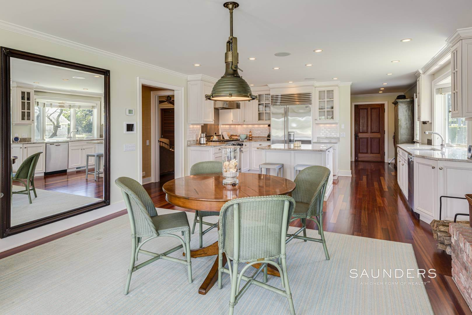 10. Single Family Homes for Sale at Southampton Waterfront With Dock 7 Middle Pond Lane, Southampton, Southampton Town, NY 11968