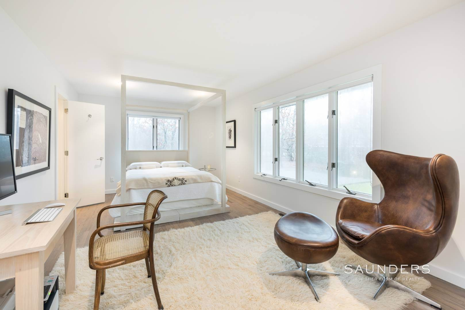10. Single Family Homes for Sale at Sagaponack Impeccable Newly Renovated Contemporary 877 Sagg Road, Sagaponack, Southampton Town, NY 11962