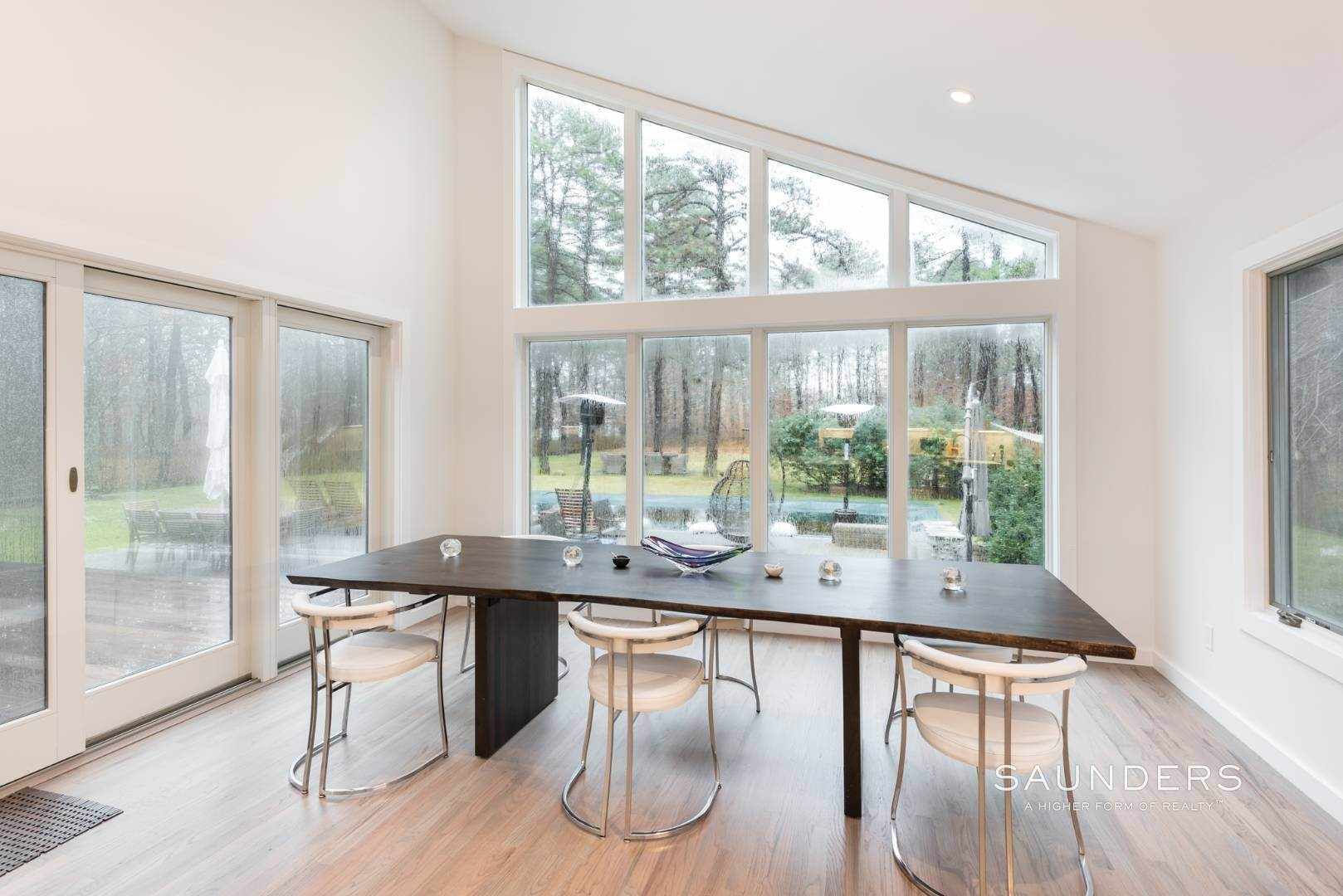 8. Single Family Homes for Sale at Sagaponack Impeccable Newly Renovated Contemporary 877 Sagg Road, Sagaponack, Southampton Town, NY 11962