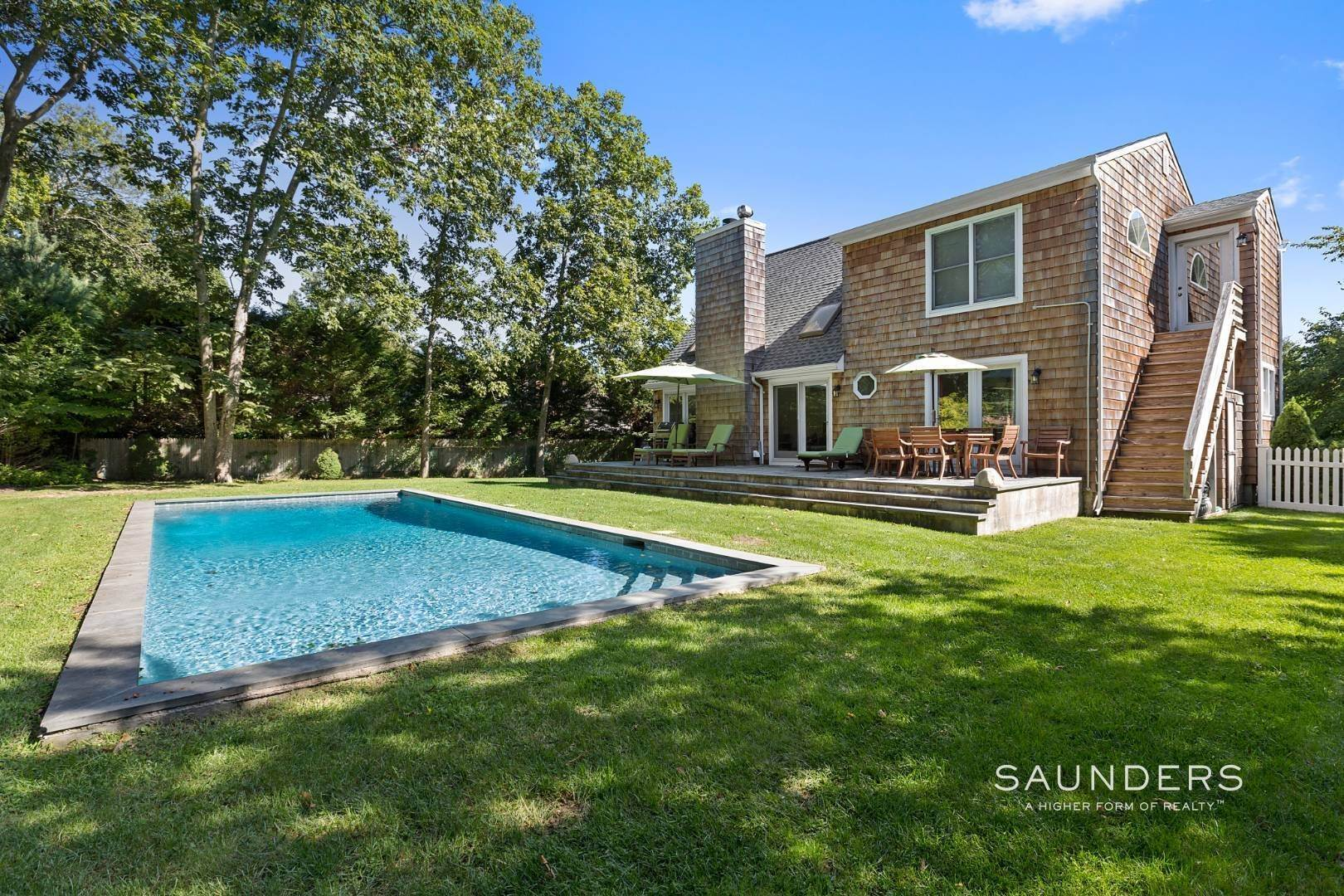 2. Single Family Homes for Sale at Village Edge Traditional 19 Boxwood Street, East Hampton, East Hampton Town, NY 11937