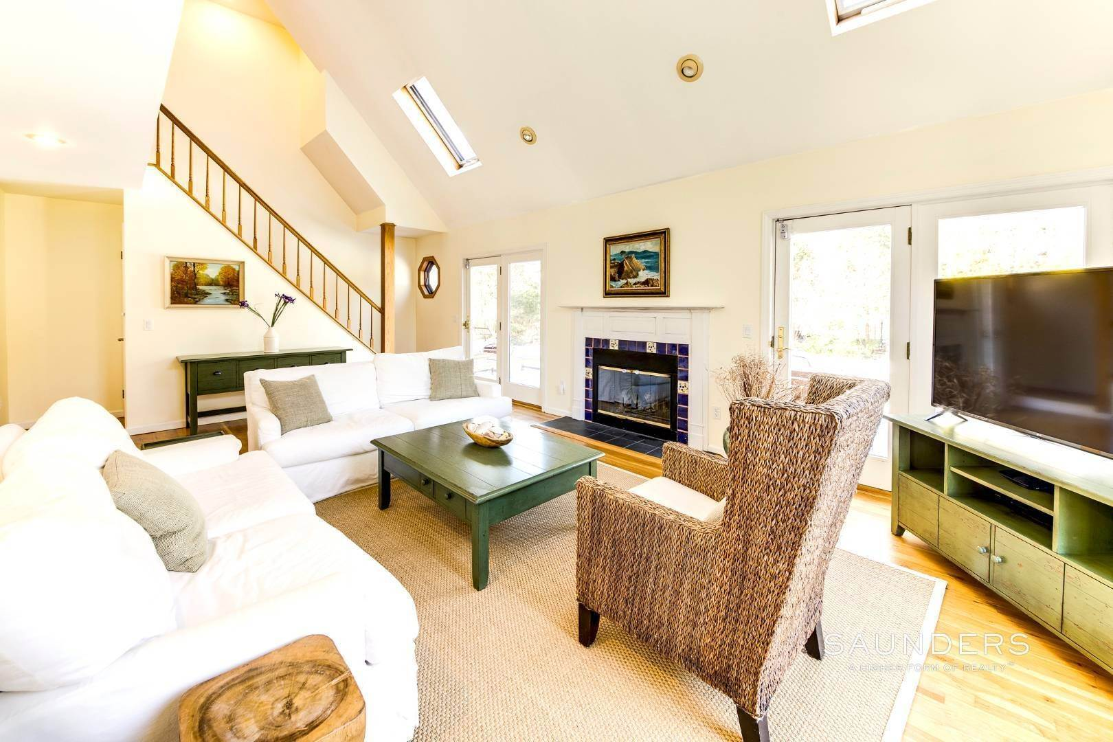 6. Single Family Homes for Sale at Village Edge Traditional 19 Boxwood Street, East Hampton, East Hampton Town, NY 11937
