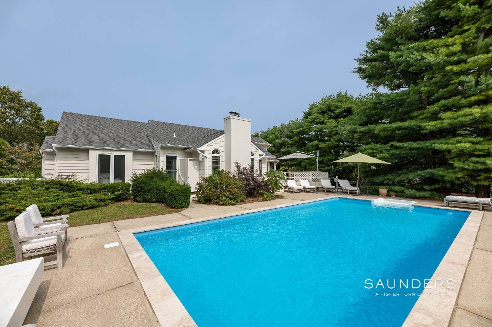 29. Single Family Homes at A Must See Beauty With Pool Water Mill 56 Lower Seven Ponds Road, Water Mill, Southampton Town, NY 11976