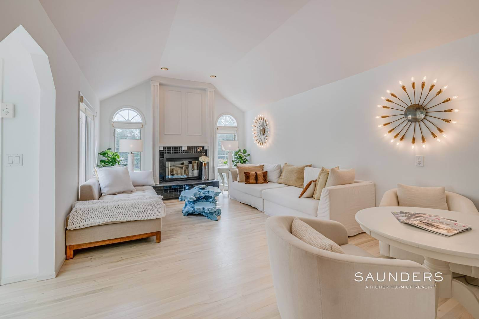 Single Family Homes at Stylish Contemporary With Pool And Room For Tennis In Water Mill 56 Lower Seven Ponds Road, Water Mill, Southampton Town, NY 11976