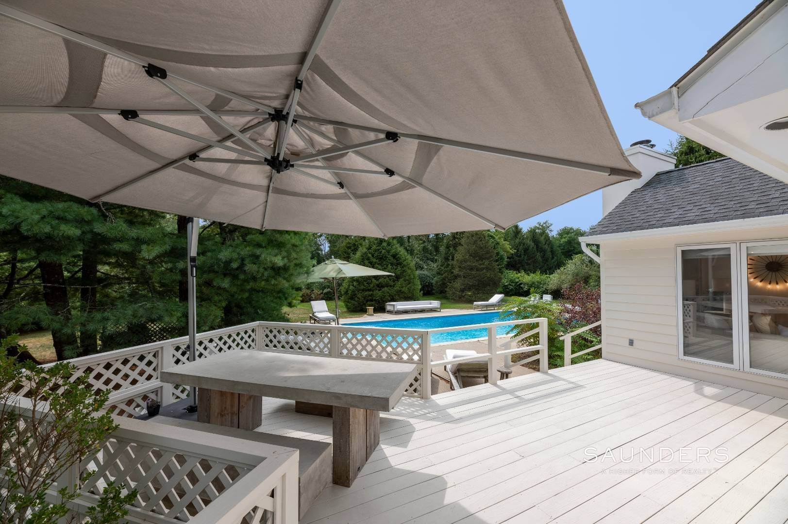 27. Single Family Homes at A Must See Beauty With Pool Water Mill 56 Lower Seven Ponds Road, Water Mill, Southampton Town, NY 11976