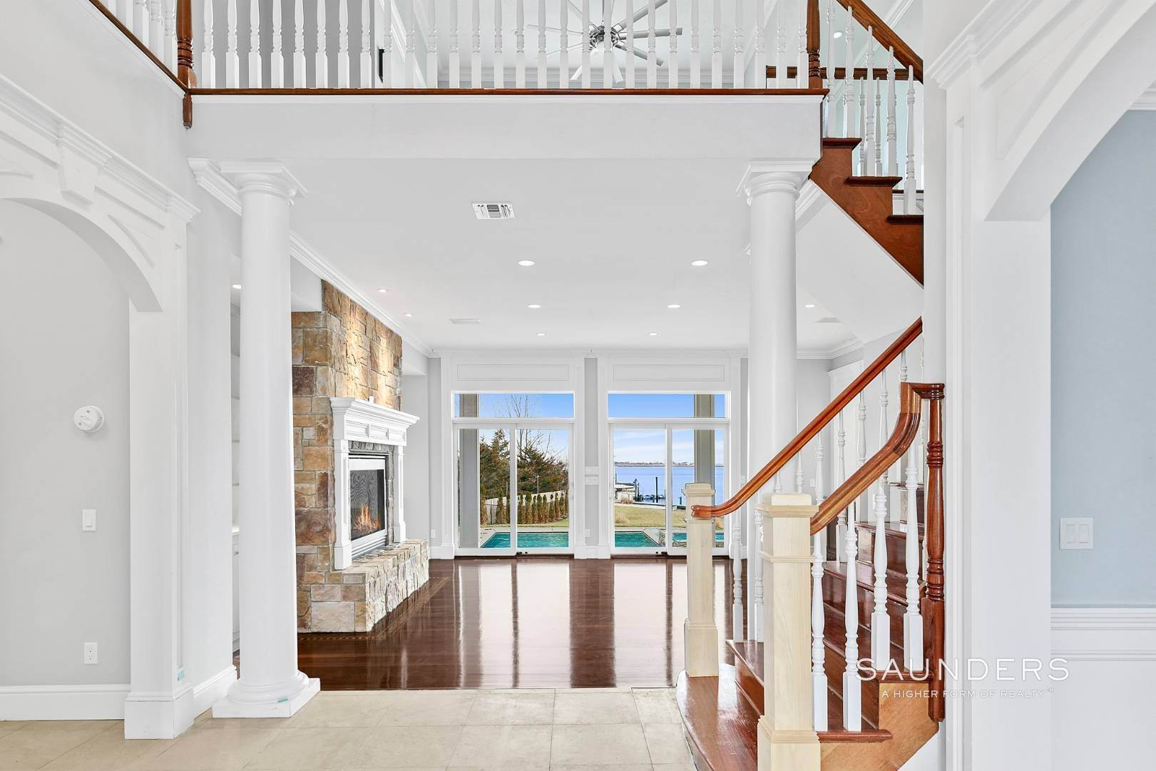 4. Single Family Homes for Sale at Waterfront Estate 99 Paquatuck Avenue, East Moriches, Hamptons Fringe, NY 11940