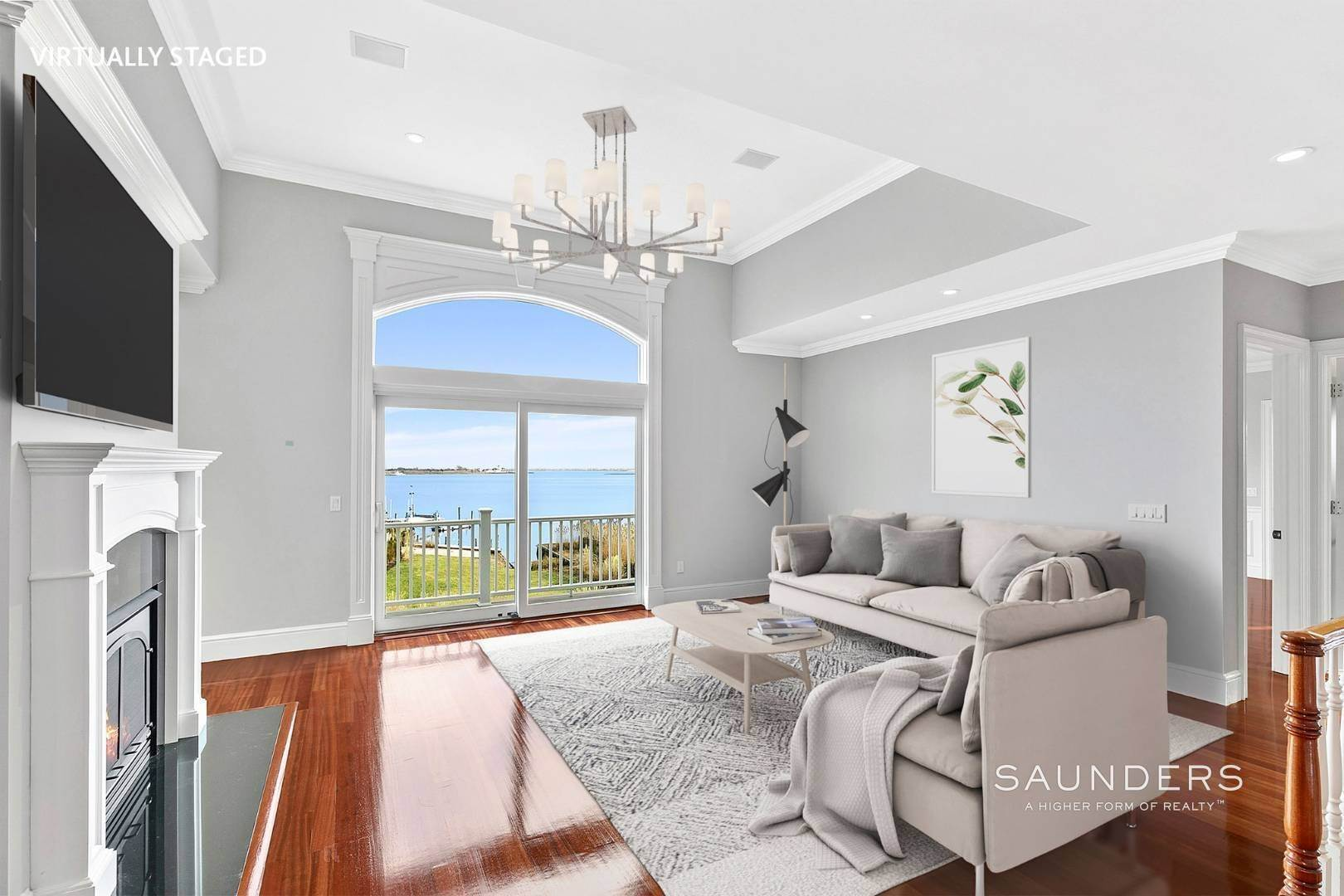 13. Single Family Homes for Sale at Waterfront Estate 99 Paquatuck Avenue, East Moriches, Hamptons Fringe, NY 11940