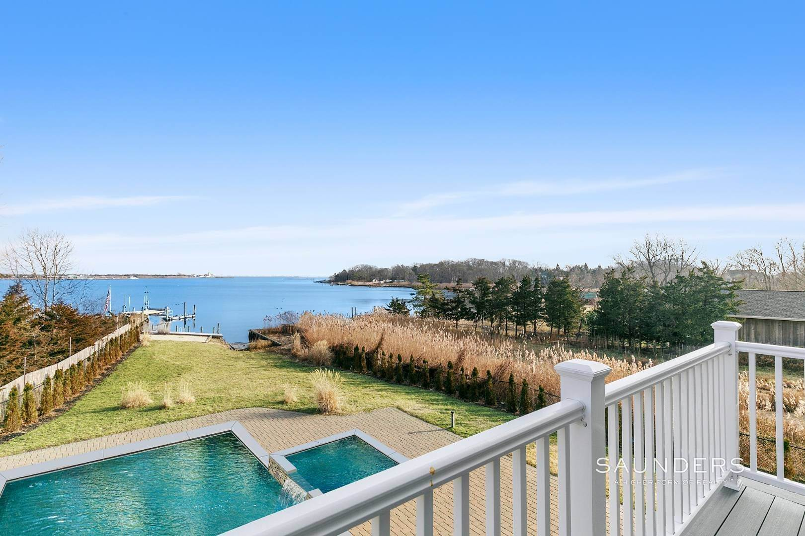 2. Single Family Homes for Sale at Waterfront Estate 99 Paquatuck Avenue, East Moriches, Hamptons Fringe, NY 11940