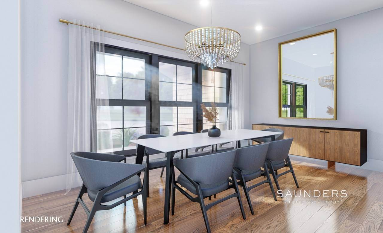 2. Single Family Homes for Sale at Sagaponack New Construction With Pool And Tennis 21 Forest Crossing, Sagaponack, Southampton Town, NY 11962