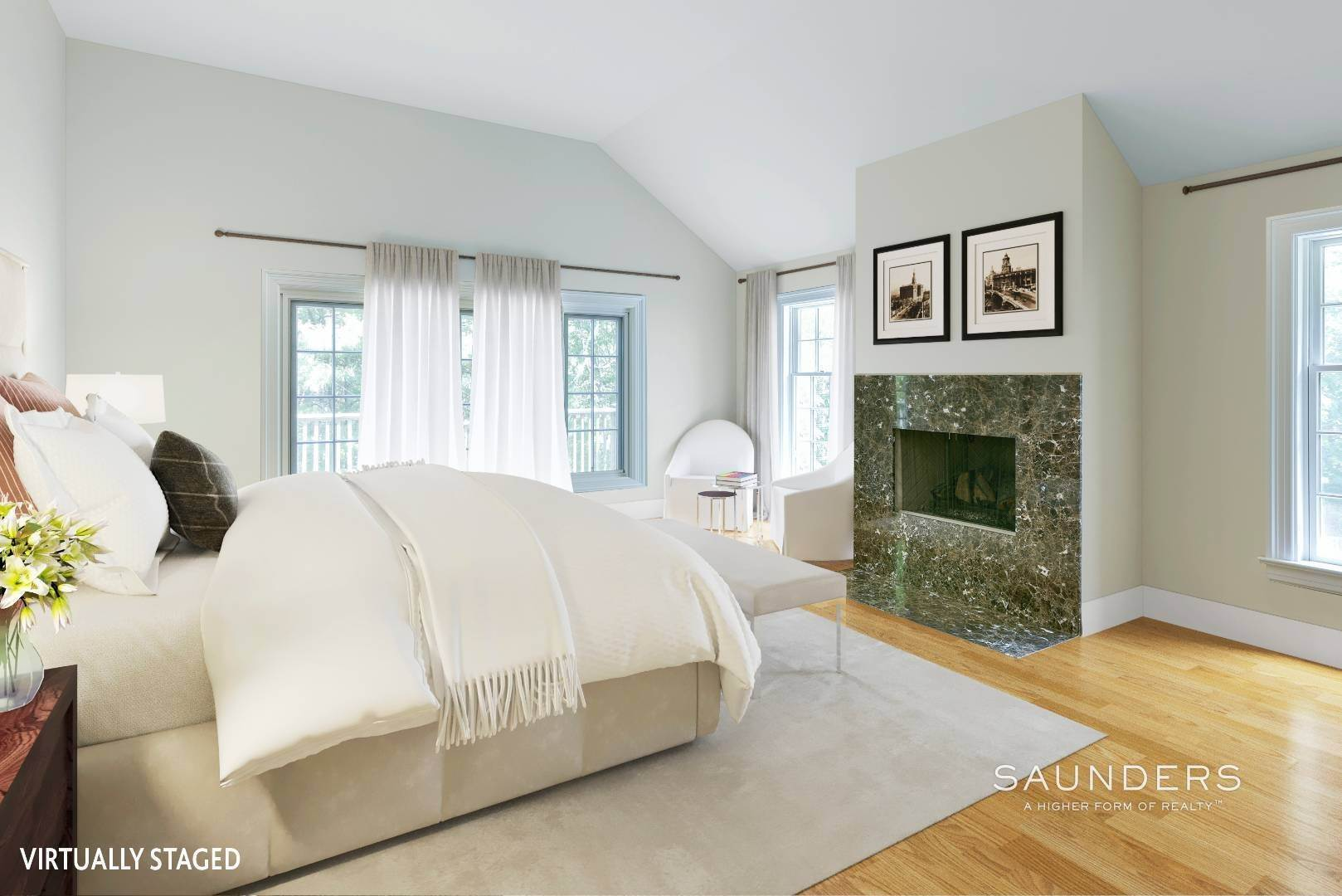 15. Single Family Homes for Sale at Entertain In East Hampton 14 Joshua's Path, East Hampton, East Hampton Town, NY 11937
