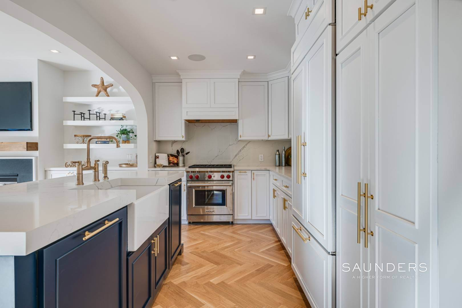 7. Single Family Homes for Sale at Village Modern Traditional 111 North Main Street, Southampton, Southampton Town, NY 11968