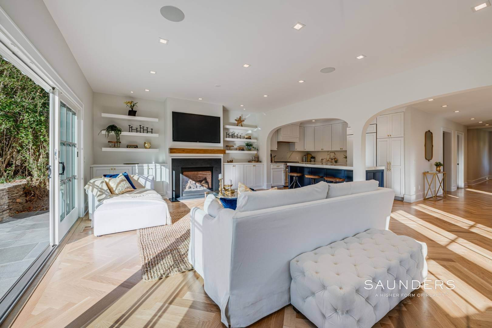 5. Single Family Homes for Sale at Village Modern Traditional 111 North Main Street, Southampton, Southampton Town, NY 11968