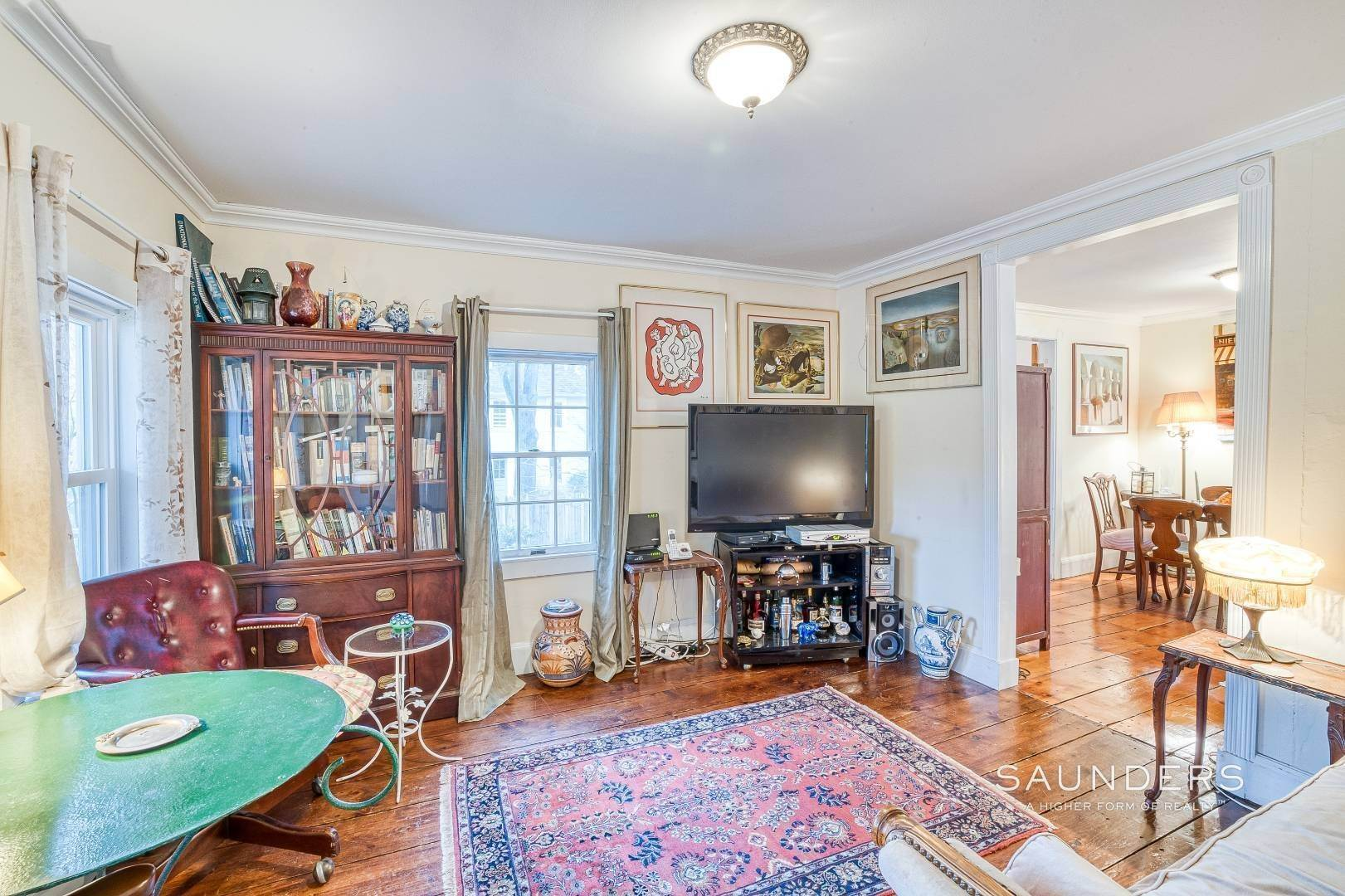 13. Single Family Homes for Sale at Shelter Island 1899 Farmhouse Close To Beach-Business Zoned 33 West Neck Road, Shelter Island Heights, Shelter Island, NY 11964