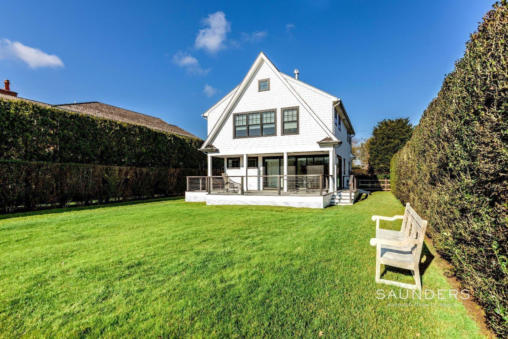 22. Single Family Homes for Sale at Pulaski Street In Southampton Village 70 Pulaski Street, Southampton, Southampton Town, NY 11968
