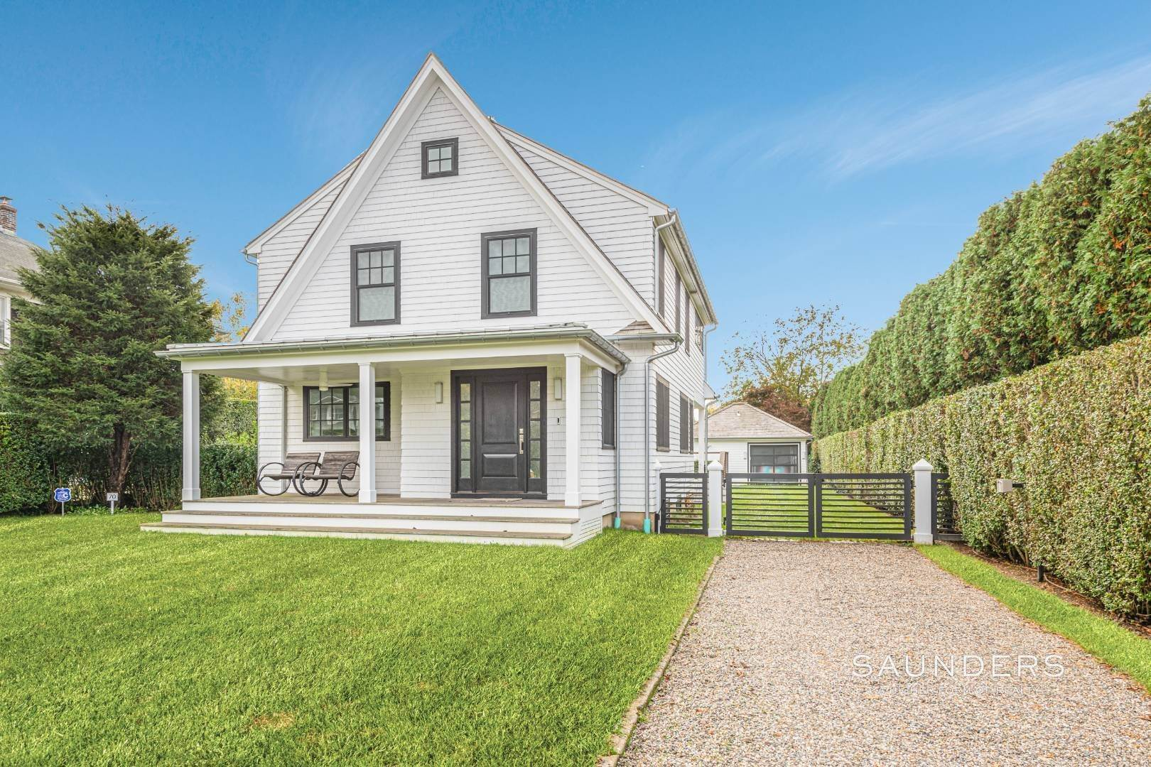 Single Family Homes for Sale at Pulaski Street In Southampton Village 70 Pulaski Street, Southampton, Southampton Town, NY 11968