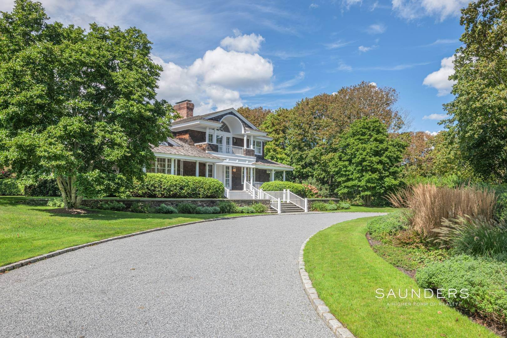 Single Family Homes for Sale at Classic Elegance In The Heart Of Quogue Village 68 Quogue Street, Quogue Village, Southampton Town, NY 11959
