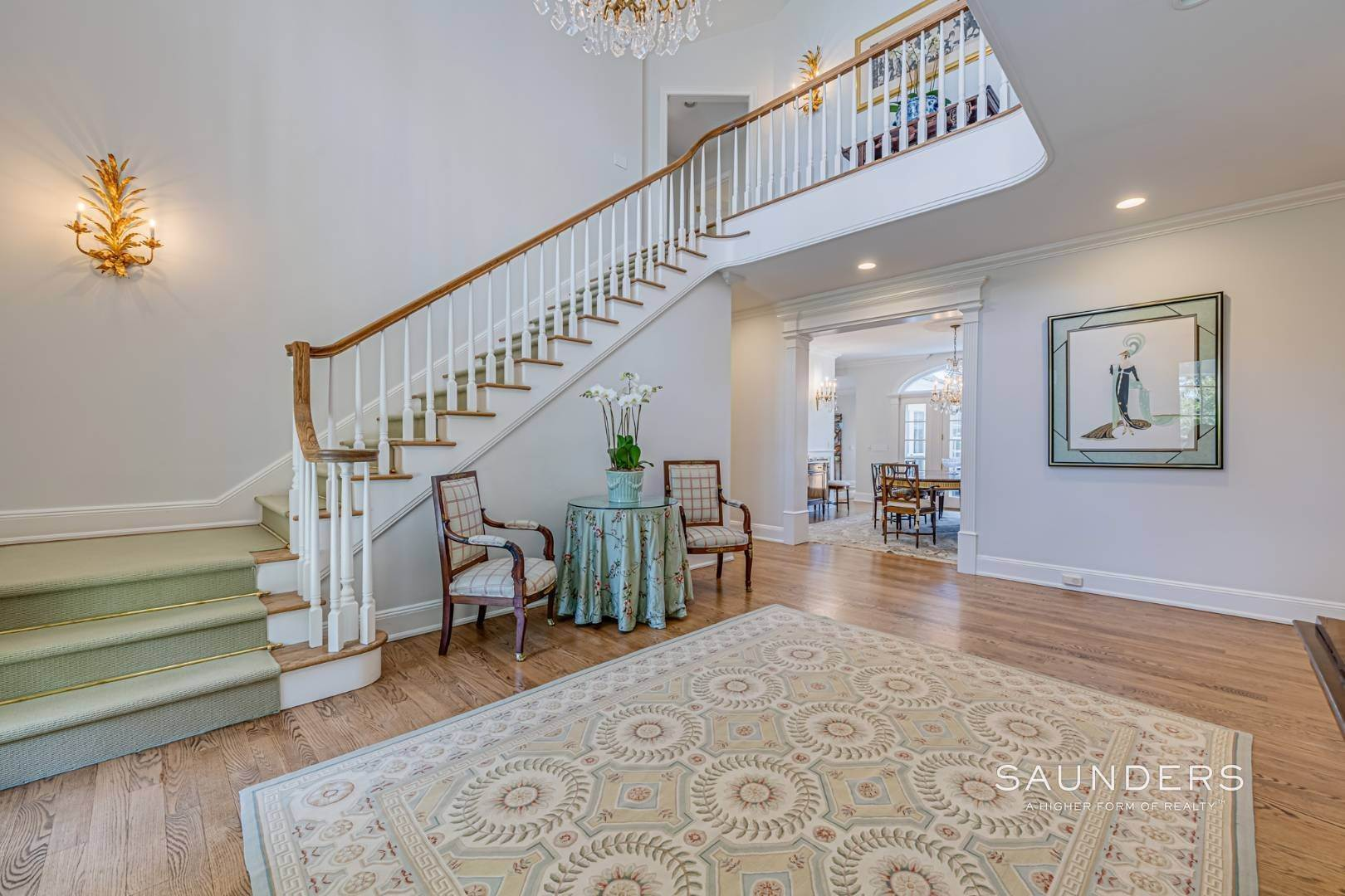 5. Single Family Homes for Sale at Classic Elegance In The Heart Of Quogue Village 68 Quogue Street, Quogue Village, Southampton Town, NY 11959
