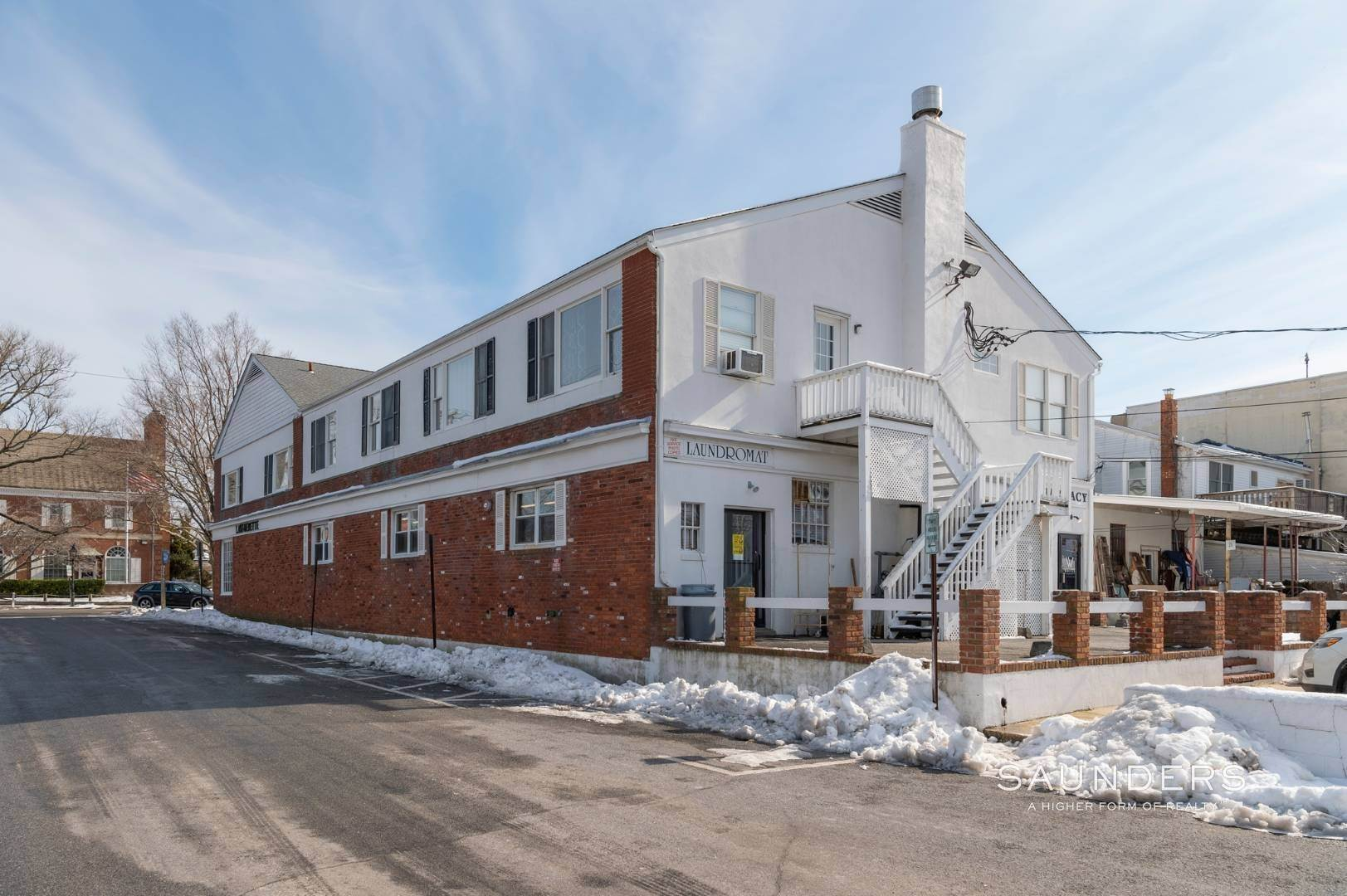 8. Multi-Family Homes for Sale at Sag Harbor Village Mixed-Use Investment Property Sag Harbor, Southampton Town, NY 11963