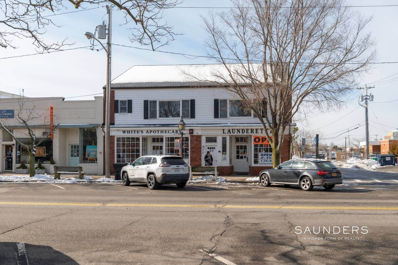 2. Multi-Family Homes for Sale at Sag Harbor Village Mixed-Use Investment Property Sag Harbor, Southampton Town, NY 11963