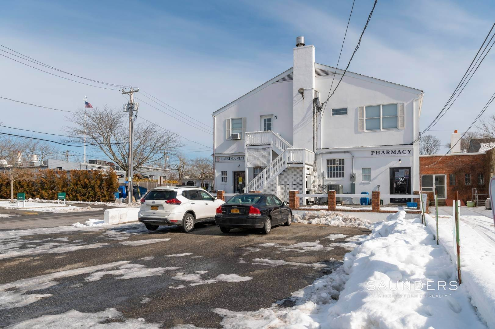 7. Multi-Family Homes for Sale at Sag Harbor Village Mixed-Use Investment Property Sag Harbor, Southampton Town, NY 11963